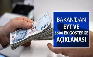 Erken emeklilik yasası son durum! Berat Albayrak'tan 3600 Ek Gösterge ve EYT Açıklaması