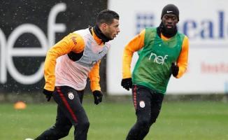 Galatasaray'da Sivasspor hazırlıkları başladı