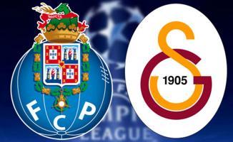 Galatasay- Porto Şampiyonlar Ligi Maçı Saat Kaçta, Hangi Kanalda?
