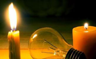 Güncel Elektrik Kesintisi!- Elektrikler Ne Zaman Gelecek?- 13 Aralık elektrik kesintisi