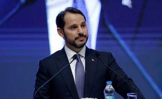 Hazine Ve Maliye Bakanı Berat Albayrak'tan Son Dakika Enflasyon Açıklaması