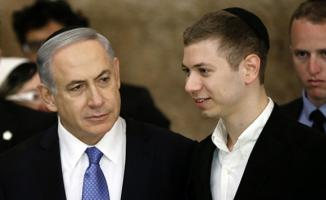İsrail Başbakanı Netanyahu'nun oğlu, müslümanlara duyduğu nefreti facebook hesabından duyurdu