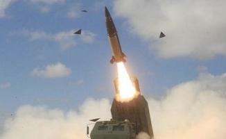 İsrail, Suriye'de İran hedeflerine füze saldırısı düzenledi