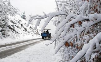 Kar ve yağmur tüm yurdu etkisi altına alacak