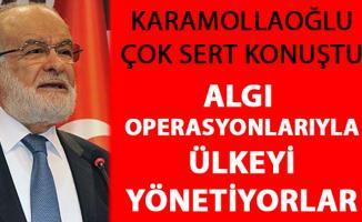 Karamollaoğlu, Ekonomi gündemi hakkında çok sert açıklamalarda bulundu