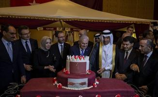 Katar Ankara Büyükelçisi'nin Türkiye-Katar ilişkilerine ''Tek yürek'' yorumu