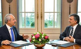 Kemal Kılıçdaroğlu Abdullah Gül İle Görüştü!