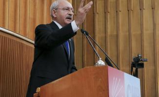 Kemal Kılıçdaroğlu, gurup toplantısında gündeme dair başlıkları değerlendirdi