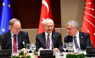 Kılıçdaroğlu, AB Büyükelçileriyle bir araya geldi