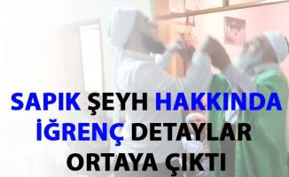 Konya'da sapık şeyh hakında iğrenç detaylar ortaya çıktı