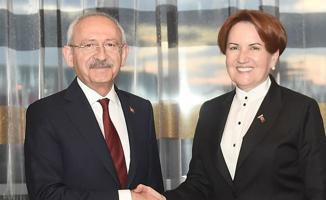 Meral Akşener ve Kılıçdaroğlu'ndan İttifak Açıklaması!