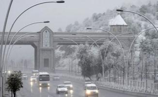 Meteoroloji'den Flaş Açıklama: Kar Yağışı Geliyor (Uzun Süre Devam Edecek)