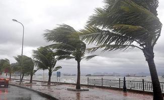 Meteoroloji'den Korkutan Fırtına Uyarısı !