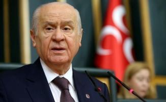 MHP Lideri Bahçeli'den Çok Önemli Binali Yıldırım Açıklaması