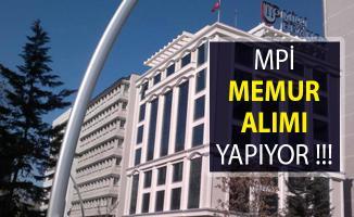 Milli Piyango İdaresi Genel Müdürlüğü Memur Alımı Yapıyor