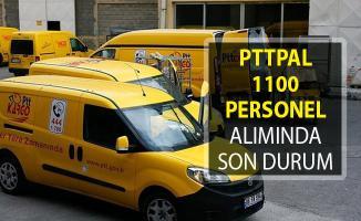 PTTPAL 1100 Kamu Personeli Alımı Başvuru Ekranı!- PTTPAL personel alımı 2018- PTTPAL Başvuru Formu