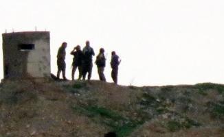PYD'liler tünel kazmaya devam ediyor