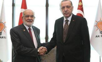Saadet Partisi'nden Cumhurbaşkanı Erdoğan'a Adaylık Teklifi!