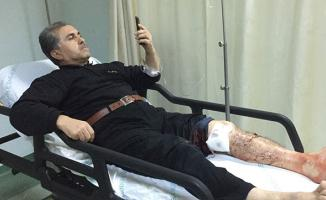 Samsun Canik'de Ayşe Hatun Cami imamı Kerim Işıtan silahlı saldırıya uğradı