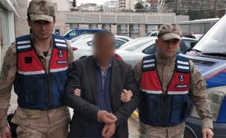Samsun'da 10 yaşındaki kız çocuğuna taciz eden şüpheli gözaltına alındı