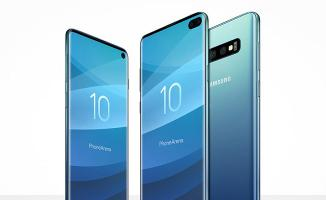 Samsung Galaxy S10 ve S10 Plus İçin Yeni Renk Özelliği Geliyor!