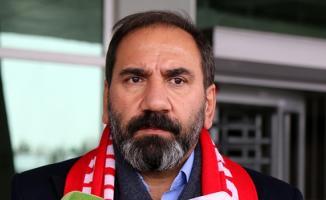 Sivasspor Başkanı ligde arzu ettikleri yerde olduklarını söyledi