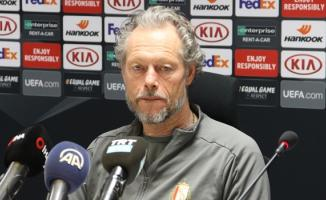 Standard Liege Teknik Direktörü Michel'in Akhisarspor yorumu
