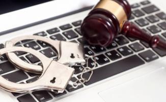 Suç içerikli paylaşım yaptığı için tutuklanan kişi sayısı 2 bin 754'e ulaştı