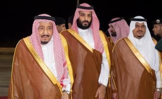Suudi Arabistan Kralı Selman, 2019 yılında öngörülen bütçenin 1.106 trilyon riyal olduğunu açıkladı