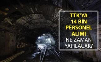 Türkiye Kömür İşletmeleri'ne (TKİ) 14 Bin Personel Alımı Ne Zaman Yapılacak?