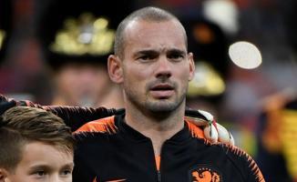 Wesley Sneijder'in menajeri Guido Albers, Galatasaray ilgili çarpıcı açıklamalarda bulundu