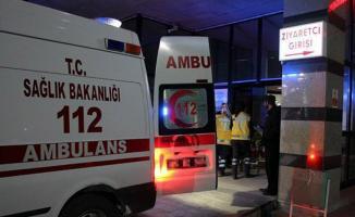 Adana'da Raylara Düşen Kişi Tren Çarpması Sonucu Öldü!