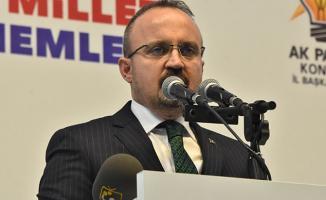 AK Partili Turan: İstanbul'a imam, Ankara'ya Ülkücü, nerede CHP'liler?