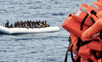 Akdeniz'de Göçmen Faciası! 117 Kişi Öldü