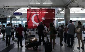 Almanya Gazeteci Birliği'nden (DJV) gazetecilere, Türkiye'ye skandal seyahat uyarısı