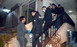 Avcılar'da baza içinde saklanmış kadın cesedi bulundu
