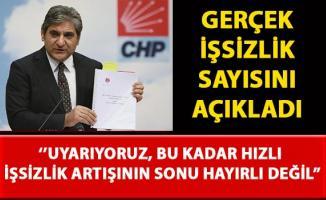 Aykut Erdoğdu gerçek işsizlik sayısı hakkında bilgi verdi 'sonu hayırlı değil' dedi
