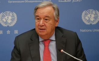 BM Genel Sekreteri, Türkiye'nin meşru güvenlik kaygıları dikkate alınmalı dedi