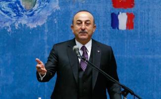 Çavuşoğlu, herkesin Türkiye gibi Suriye'ye bakmadığını söyleyerek önemli açıklamalarda bulundu