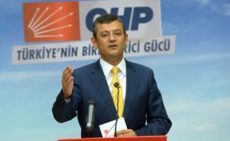 CHP Grup Başkanvekili Özgür Özel'den Fazıl Say açıklaması