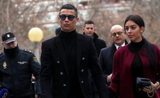 Cristiano Ronaldo Suçunu Kabul Etti! 18.8 Milyon Euro Ceza Ödeyecek!