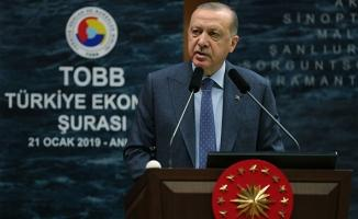 Cumhurbaşkanı Erdoğan sosyal medya hesabından duyurdu: 'karşısında önce bizi bulur'
