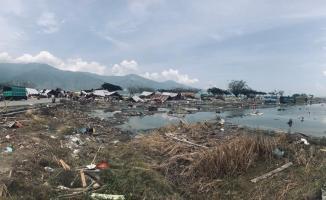 Endonezya'da meydana gelen sel ve heyelanda 6 kişi yaşamını yitirdi
