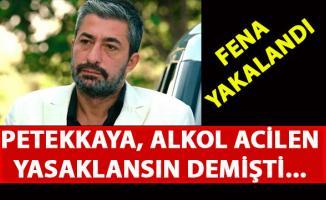 Erkan Petekkaya'nin işlettiği restoranda polis inceleme yaptı