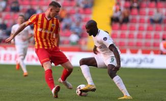 Erzurumspor, Konyaspor'un golcü oyuncusu Yatabare için teklif verdi