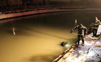Eskişehir'de Şüpheli Olay! Porsuk Çayı'na Düştüğü İddia Edilen Kişi İçin Arama Çalışması Yapılıyor
