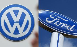 Ford Ve Volkswagen Anlaştı! Ortak Araç Üretecekler
