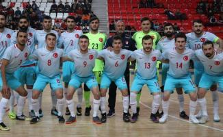 Futsal Milli Takımı'nın 2020 Dünya Kupası için aday kadrosu belli oldu