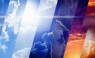 Hafta Sonu Hava Nasıl Olacak? İşte Meteoroloji Hava Tahmin Raporu