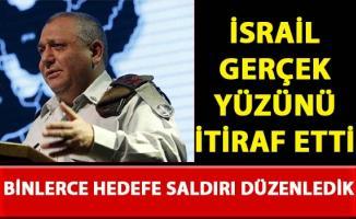 İsrail, bir çok ülkede yapılan saldırının kendileri tarafından düzenlediğini itiraf etti